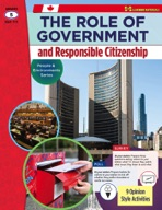 The Role of Government & Responsible Citizenship: People & Environments Series Gr. 5