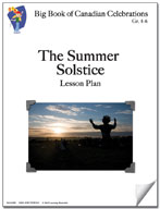 The Summer Solstice Lesson Plan