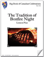 The Tradition of Bonfire Night Lesson Plan