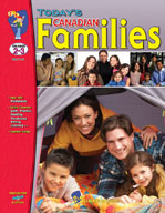 Today's Canadian Families Gr. 2-3