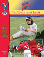 Toilet Paper Tigers: Novel Study Guide