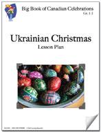 Ukrainian Christmas Lesson Plan