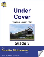 Under Cover Reading Lesson Gr. 3