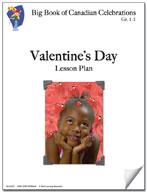 Valentine's Day Lesson Plan