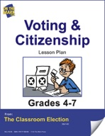 Voting and Citizenship e-lesson plan
