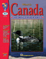 What is Canada? Gr. P-K