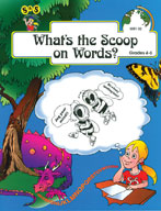 What's the Scoop on Words