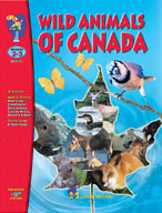 Wild Animals of Canada Gr. 2-3