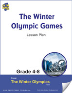Winter Olympic Games Gr. 4-8 Lesson Plan