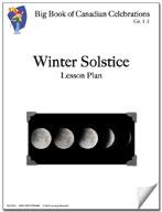 Winter Solstice Lesson Plan