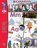 The Canadian Alphabet: Kindergarten - Grade 1