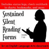 SSR: Sustained Silent Reading Program Forms