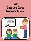 SSR Question Stems/Sentence Frames