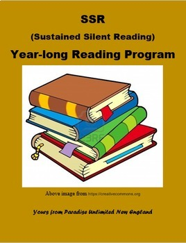 SSR (Sustained Silent Reading) Program Grades 7-12