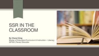 SSR in the Classroom Presentation