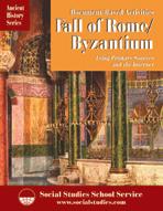 Fall of Rome/Byzantium