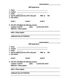 SST Intake Form