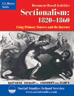 Sectionalism: 1820-1860
