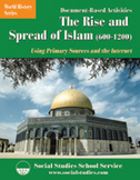 The Rise and Spread of Islam (600-1200)