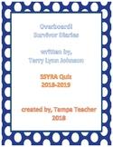 SSYRA 2018-2019 Overboard! Survivor Diaries Comprehension Quiz