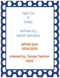 SSYRA 2018-2019 Ugly Cat & Pablo Comprehension Quiz