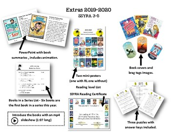SSYRA 2019-2020 Extras 3-5