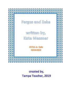 SSYRA Jr. 2018-2019 Fergus and Zeke Comprehension Quiz