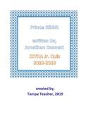 SSYRA Jr 2018-2019 Prince Ribbit comprehension quiz