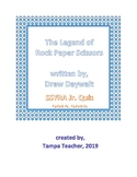 SSYRA Jr. 2018-2019 The Legend of Rock Paper Scissors Comprehension Quiz