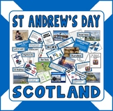 ST ANDREW'S DAY SCOTLAND TEACHING RESOURCES KS1-2 CELEBRATION TRADITIONS UK