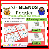 ST- Blend Readers Levels A and D (Printable Books and eBooks)