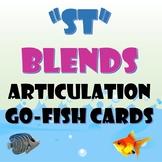 ST Blends Articulation Go Fish Cards
