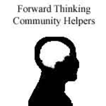 Community Helpers Forward Thinking Sheets