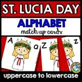 ST LUCIA DAY ACTIVITIES KINDERGARTEN, PRESCHOOL (ALPHABET