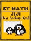 ST Math / JIJI Class Progress Tracking Chart