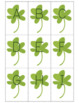 ST PATRICK Letter Sounds Upper and Lower Case