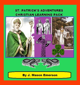 ST. PATRICK'S ADVENTURES CHRISTIAN LEARNING PACK (READING, ACTIVITIES)