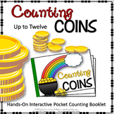 ST. PATRICK'S COUNTING COINS
