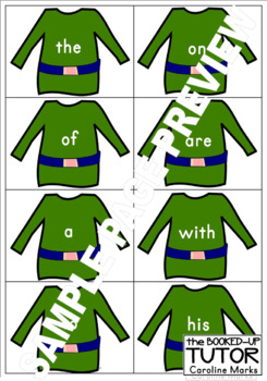 ST PATRICK'S DAY 25 SIGHT WORDS KINDER MATCH UP WORKSHEETS WORD SEARCH