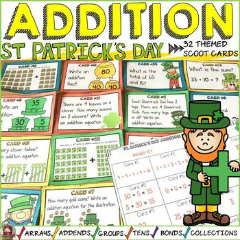ST. PATRICK'S DAY ADDITION SCOOT: