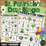 ST. PATRICK'S DAY BINGO {25 Different Bingo Cards}