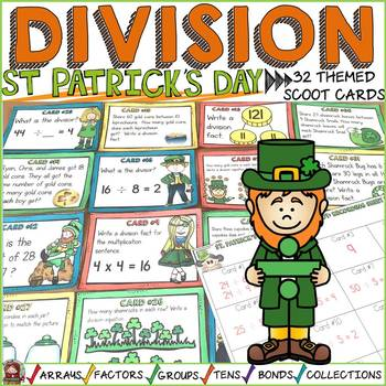 ST PATRICK'S DAY DIVISION SCOOT: NUMBER SENSE