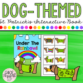 ST. PATRICK'S DAY Dog-Themed Interactive Book!