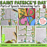 ST PATRICK'S DAY: FACTS: PARTS OF SPEECH