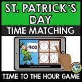 ST. PATRICK'S DAY MATH GAME (MARCH ACTIVITY KINDERGARTEN)