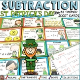 ST. PATRICK'S DAY NUMBER SENSE SUBTRACTION SCOOT