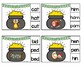 ST. PATRICK'S DAY Pot O' Gold CVC Clip Cards