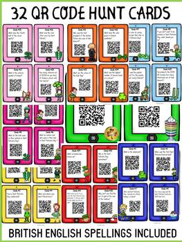 ST. PATRICK'S DAY: QR CODE HUNT