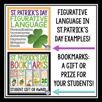 ST. PATRICK'S DAY ACTIVITIES, PRESENTATIONS, & ASSIGNMENTS