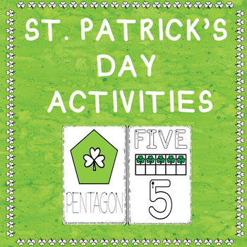 ST. PATRICK'S DAY SHAPES